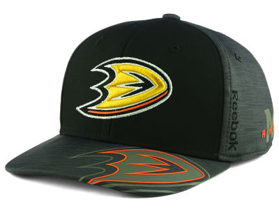 Anaheim Ducks Reebok 2017 NHL Playoff Flex Cap