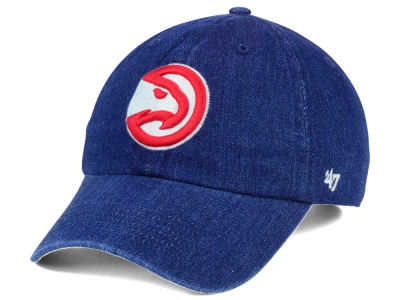 Atlanta Hawks '47 NBA All Denim '47 CLEAN UP Cap