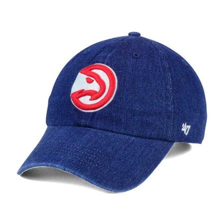 Atlanta Hawks '47 NBA All Denim '47 CLEAN UP Cap
