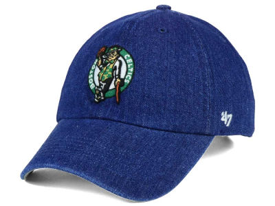 Boston Celtics '47 NBA All Denim '47 CLEAN UP Cap