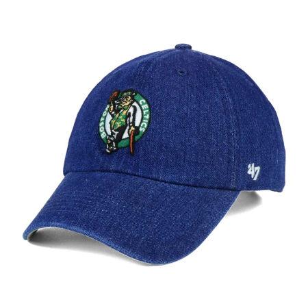 Boston Celtics '47 NBA All Denim '47 CLEAN UP Cap