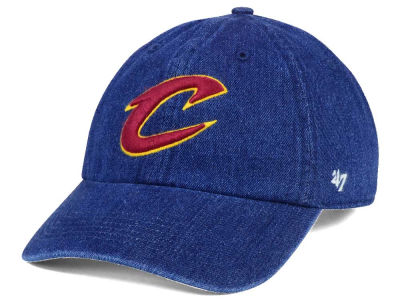 Cleveland Cavaliers '47 NBA All Denim '47 CLEAN UP Cap
