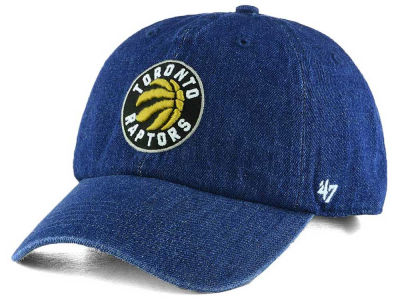 Toronto Raptors '47 NBA All Denim '47 CLEAN UP Cap