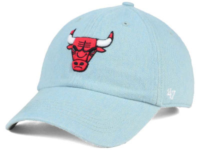 Chicago Bulls '47 NBA All Denim '47 CLEAN UP Cap