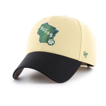 Milwaukee Bucks '47 NBA Wool '47 MVP Cap