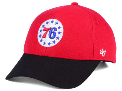 Philadelphia 76ers '47 NBA Wool '47 MVP Cap