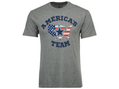 Dallas Cowboys NFL Men's Team America T-Shirt