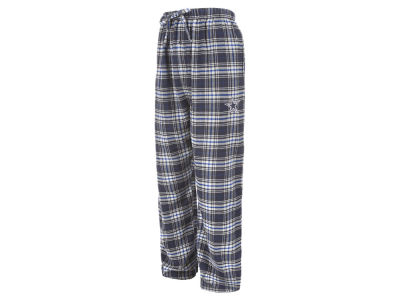 Dallas Cowboys Concept Sports NFL Men's Abbott Flannel Pant