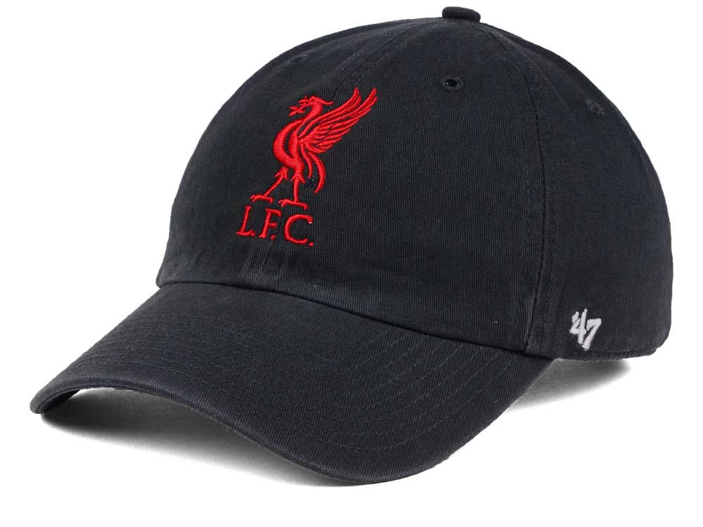 Liverpool FC  47 English Premier League  47 CLEAN UP Cap  af9a17e083c