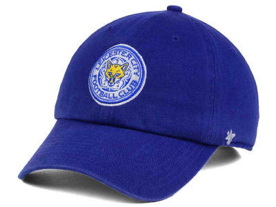 Leicester City F.C. '47 English Premier League '47 CLEAN UP Cap