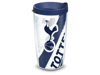 Tottenham Hotspur FC 16oz. Colossal Wrap Tumbler with Lid