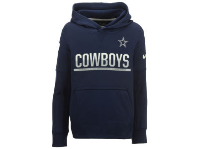 Dallas Cowboys Nike NFL Youth Circuit Practice Hoodie