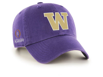 Washington Huskies '47 NCAA 2016 College Football Playoffs '47 CLEAN UP Cap