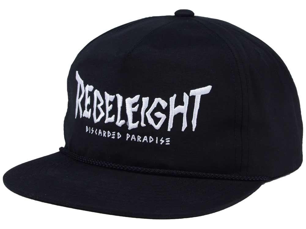 11baab3f2d5 rebel8 Discarded Paradise Snapback Cap