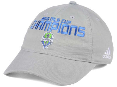 Seattle Sounders FC adidas 2016 MLS Alt Champ Easy Fitted Cap