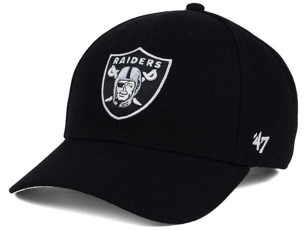 Oakland Raiders NFL Adjustable Hats   Caps  679fd1688cbd