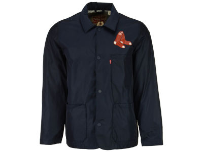 Boston Red Sox Levi's MLB Men's Club Coat