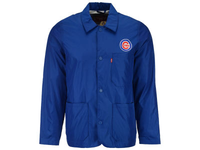 Chicago Cubs Levi's MLB Men's Club Coat