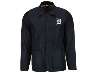 Detroit Tigers Levi's MLB Men's Club Coat