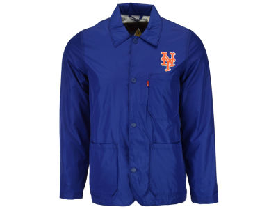 New York Mets Levi's MLB Men's Club Coat