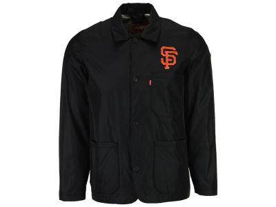 San Francisco Giants Levi's MLB Men's Club Coat