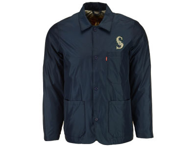 Seattle Mariners Levi's MLB Men's Club Coat