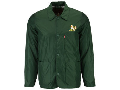 Oakland Athletics Levi's MLB Men's Club Coat