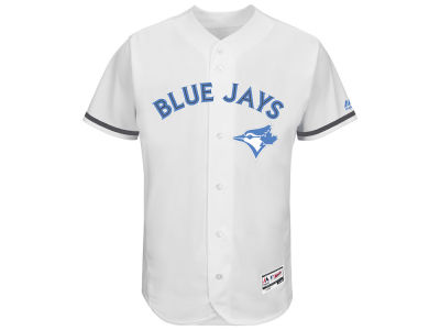 Toronto Blue Jays Majestic 2017 MLB Men's Cool Base Replica Fathers Day Jersey