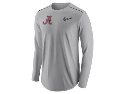 Alabama Crimson Tide Nike 2017 NCAA Men's College Football Playoff Long Sleeve Pregame Shirt