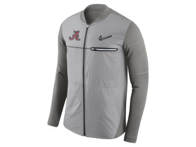 Alabama Crimson Tide Nike NCAA Men's College Football Playoffs Hybrid Full Zip Jacket