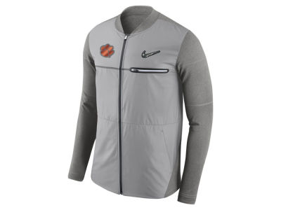 Clemson Tigers Nike NCAA Men's College Football Playoffs Hybrid Full Zip Jacket