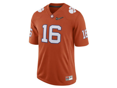 Clemson Tigers Nike NCAA Men's 2017 College Football Playoffs Game Jersey