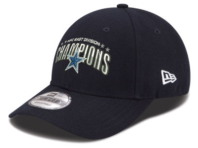 Dallas Cowboys New Era NFL 2016 Division Champs Secondary 9FORTY Cap