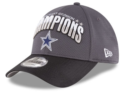 Dallas Cowboys New Era NFL 2016 Division Champs 9FORTY Cap