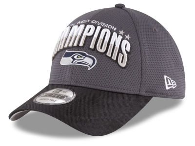 Seattle Seahawks New Era NFL 2016 Division Champs 9FORTY Cap