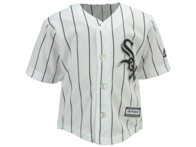 CB blancs infantiles Jersey de reproduction de MLB