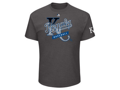 Kansas City Royals Majestic MLB Men's Free Agent T-Shirt