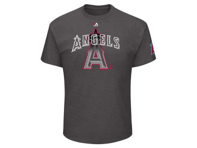 Los Angeles Angels Majestic MLB Men's Free Agent T-Shirt