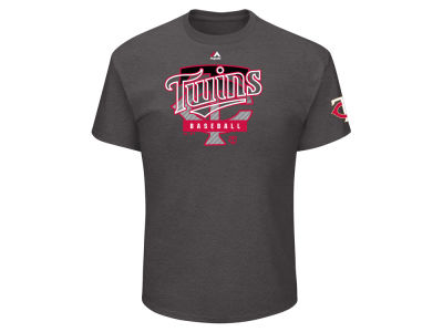 Minnesota Twins Majestic MLB Men's Free Agent T-Shirt
