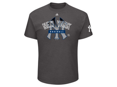 New York Yankees Majestic MLB Men's Free Agent T-Shirt