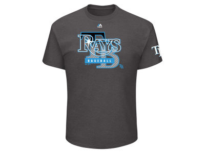 Tampa Bay Rays Majestic MLB Men's Free Agent T-Shirt