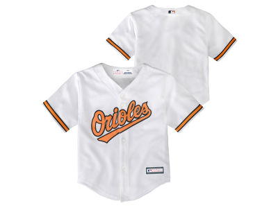 Baltimore Orioles Majestic MLB Infant Blank Replica CB Jersey