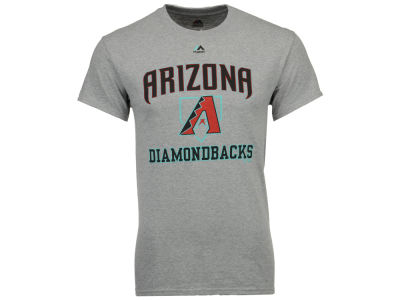 Arizona Diamondbacks Majestic MLB Men's Hit and Run T-Shirt