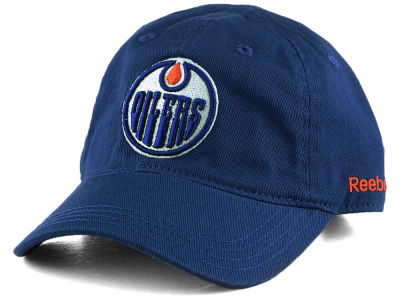 Edmonton Oilers Outerstuff NHL Infant Slouch Cap