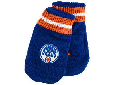 Edmonton Oilers Outerstuff NHL Kids Go Mittens