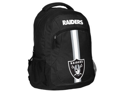 Oakland Raiders Action Backpack