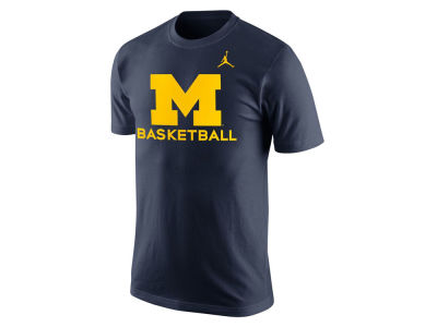 Michigan Wolverines Nike NCAA Men's 2016 Basketball University T-Shirt
