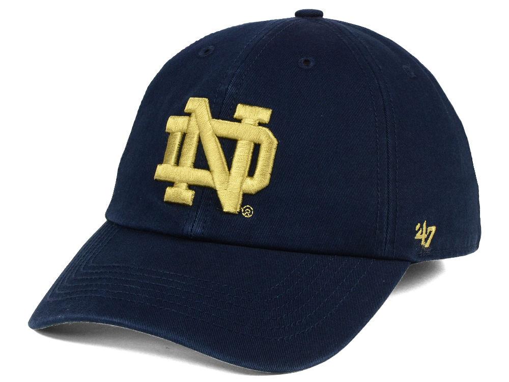 Notre Dame Fighting Irish  47 NCAA  47 FRANCHISE Cap  1edeb9fbd027