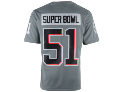 Super Bowl LI Nike NFL Men's Super Bowl LI Limited Jersey