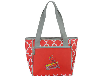 St. Louis Cardinals Logo Brands 16 Can Cooler Tote
